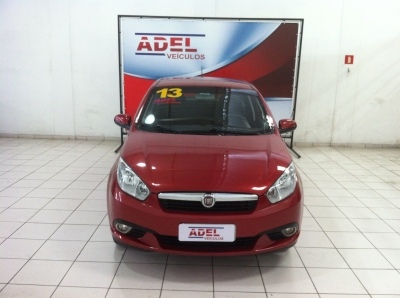 FIAT - GRAND SIENA ATTRAC. 1.4 EVO F.FLEX 8V - 2013