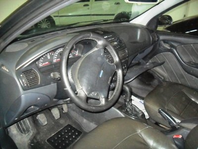 FIAT - MAREA WEEKEND 4P - CINZA - 2001