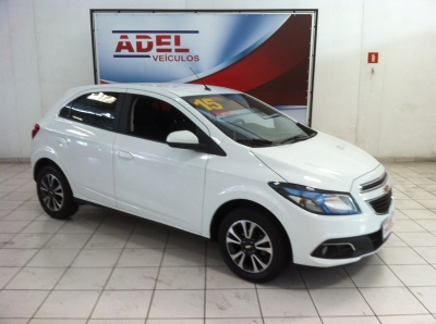 CHEVROLET - ONIX HATCH LT 1.4 8V FLEXPOWER 5P MEC. - 2015